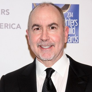 Terence Winter in The 66th Annual Writer's Guild Awards - Arrivals
