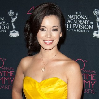 Teresa Castillo in 40th Annual Daytime Entertainment Creative Arts Emmy Awards