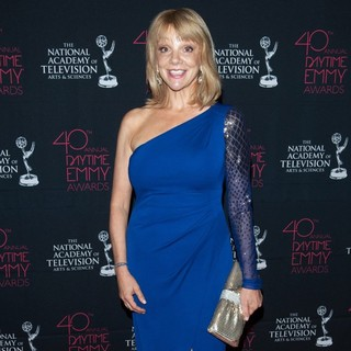 Teresa Ganzel in 40th Annual Daytime Entertainment Creative Arts Emmy Awards