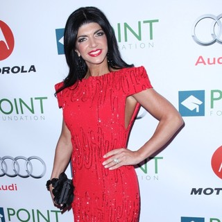 Teresa Giudice in The Point Foundation's 4th Annual Point Honors New York Gala - Arrivals