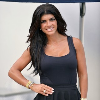 Teresa Giudice in Teresa Giudice Greet Fans and Signs Copies of Book Fabulicious on The Grill