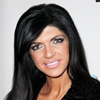 Teresa Giudice in Marc Bouwer 3D Fashion Film Presentation - Arrivals