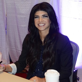 Teresa Giudice - Meet and Greet at Philadelphia Wedding Expo