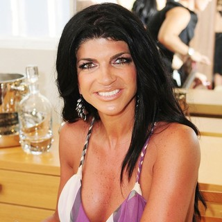 Teresa Giudice in Teresa Giudice at The book Signing for Her New Cookbook