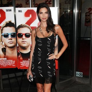 Teresa Moore in New York Premiere of 22 Jump Street