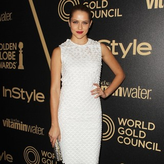 Teresa Palmer in Miss Golden Globe 2013 Party Hosted by The HFPA and InStyle - teresa-palmer-miss-golden-globe-2013-party-02