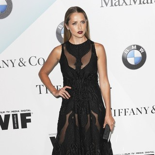 Teresa Palmer in Women in Film 2015 Crystal + Lucy Awards