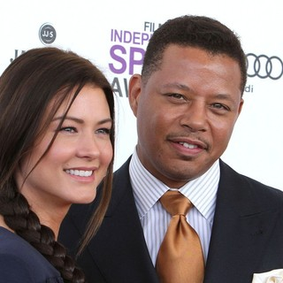 Terrence Howard in 27th Annual Independent Spirit Awards - Arrivals