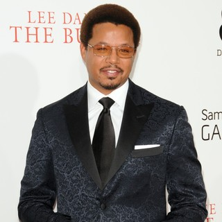Terrence Howard in New York Premiere of Lee Daniels' The Butler - Red Carpet Arrivals