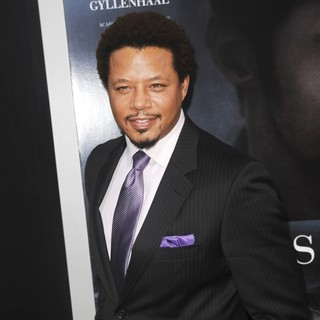 Terrence Howard in Los Angeles Premiere of Prisoners