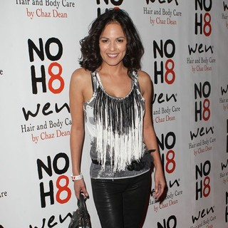 Terri Ivens in NOH8 Celebrity Studded 4th Anniversary Party - Arrivals