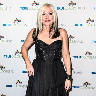 Terri Nunn in Cyndi Lauper and Friends: Home for The Holiday's Concert - Arrivals