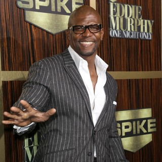 Terry Crews in Spike TV's Eddie Murphy: One Night Only