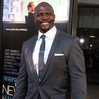 Terry Crews in HBO's The Newsroom Los Angeles Premiere