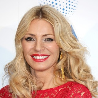 Tess Daly in National Television Awards 2013 - Press Room