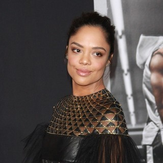 Tessa Thompson in Los Angeles Premiere of Creed - Arrivals