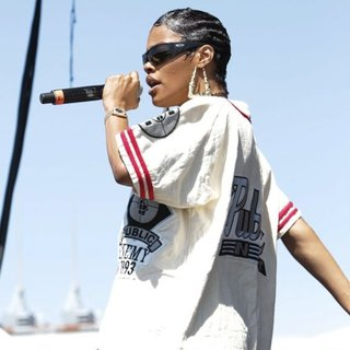 Teyana Taylor in 2015 Hot 97 Summer Jam - Performances