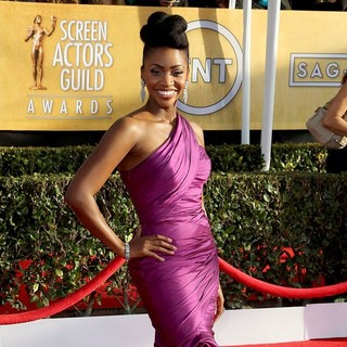 Teyonah Parris in 19th Annual Screen Actors Guild Awards - Arrivals