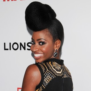 Teyonah Parris in AMC's Mad Men - Season 6 Premiere