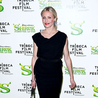 Premiere of 'Shrek Forever After' during the 9th Annual Tribeca Film Festival - Arrivals - tff_shrek_forever_after_07_wenn5464449