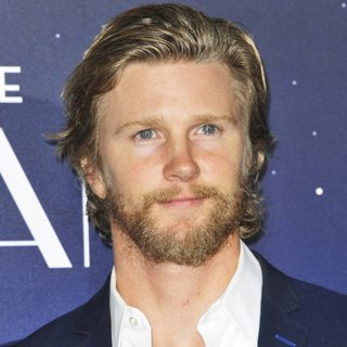 Thad Luckinbill in La La Land Los Angeles Premiere