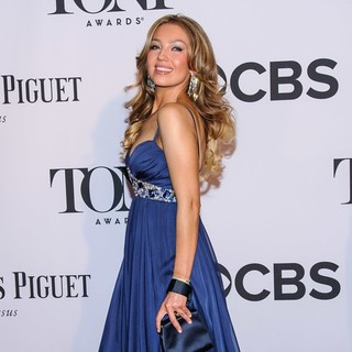 Thalia in The 67th Annual Tony Awards - Arrivals
