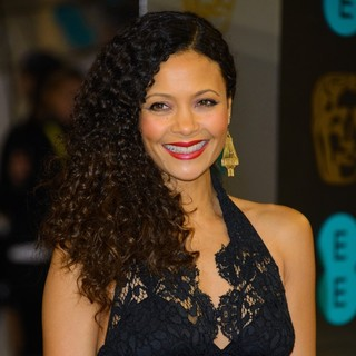 Thandie Newton in The 2013 EE British Academy Film Awards - Arrivals
