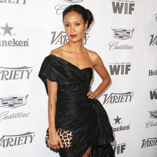 Thandie Newton in Variety and Women in Film's 2018 Pre-Emmy Celebration - Arrivals