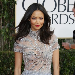 Thandie Newton in 70th Annual Golden Globe Awards - Arrivals