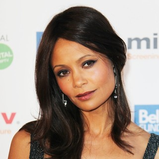 Thandie Newton in MIPTV 2013 - 50th Anniversary Opening Party