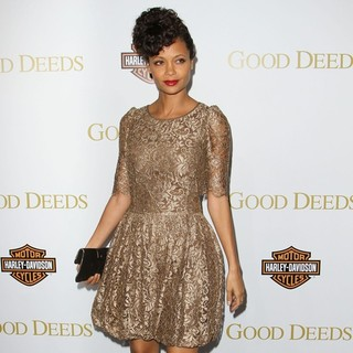 Thandie Newton in Lionsgate's Good Deeds Premiere