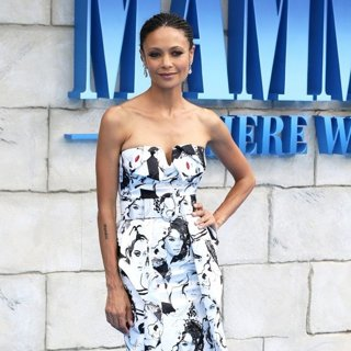Thandie Newton in The World Premiere of Mamma Mia! Here We Go Again - Arrivals