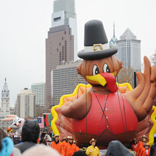 Atmosphere in The 91st Annual 6abc IKEA Thanksgiving Day Parade