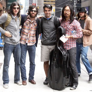 The Avett Brothers Outside The Ed Sullivan Theater for The Late Show with David Letterman - the-avett-brothers-late-show-with-david-letterman-02