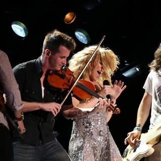 The Band Perry in The 2013 CMA Music Festival - Day 4