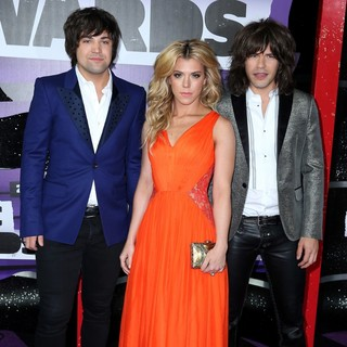 The Band Perry in 2013 CMT Music Awards - Arrivals
