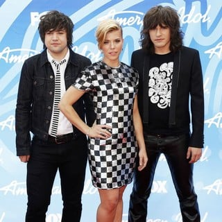 The Band Perry in American Idol Finale Results Show Live - Arrivals