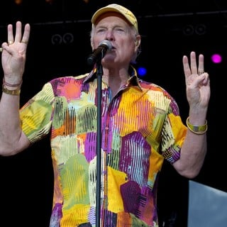 Mike Love, The Beach Boys in The Beach Boys Performing Live on Their 50th Anniversary Tour