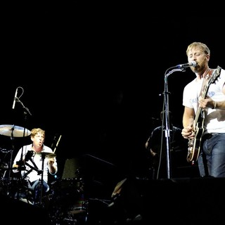 The Black Keys Perform at Molson Canadian Amphitheatre