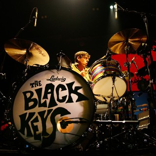 Patrick Carney, The Black Keys in The Black Keys Performing at The Frank Erwin Center