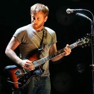 Dan Auerbach, The Black Keys in The Black Keys Performing at The Frank Erwin Center