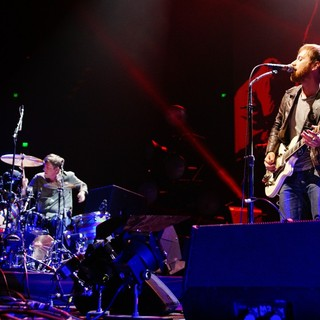The Black Keys Performing at The Frank Erwin Center