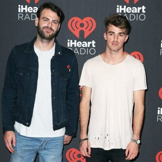 The Chainsmokers-2016 iHeartRadio Music Festival - Arrivals