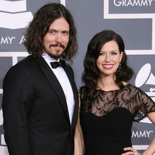 The Civil Wars in 54th Annual GRAMMY Awards - Arrivals - the-civil-wars-54th-annual-grammy-awards-01