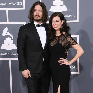 The Civil Wars in 54th Annual GRAMMY Awards - Arrivals