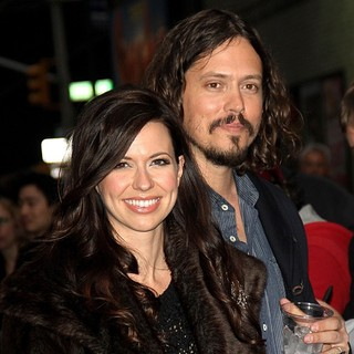 The Civil Wars in The Late Show with David Letterman - Arrivals