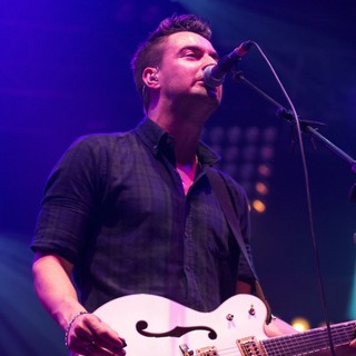 The Courteeners in Leeds Festival 2012 - Performances - Day Two