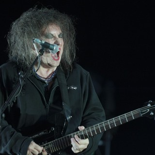 Robert Smith, The Cure in Bestival 2011 - Day 3