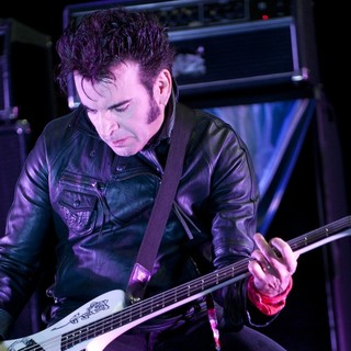 Simon Gallup, The Cure in Bestival 2011 - Day 3