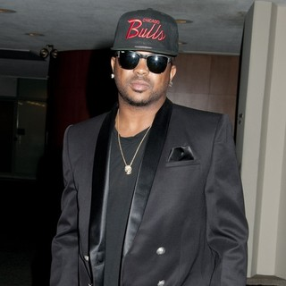 The-Dream - Celebrities Arrive at The United Nations General Assembly Hall